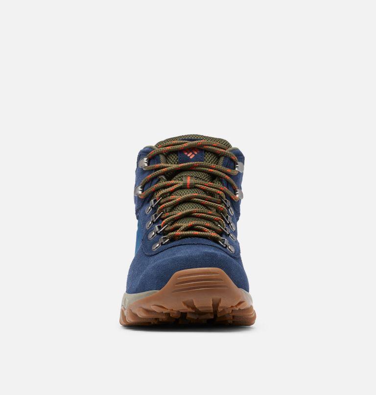 NEWTON RIDGE™ PLUS II SUEDE WP | 464 | 9 Men's Newton Ridge™ Plus II Suede Waterproof Hiking Boot, Collegiate Navy, Peatmoss, toe