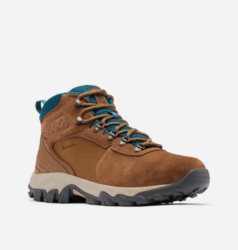 Men's Newton Ridge™ Plus II Suede Waterproof Hiking Boot - Wide Men's Newton Ridge™ Plus II Suede Waterproof Hiking Boot - Wide, 3/4 front