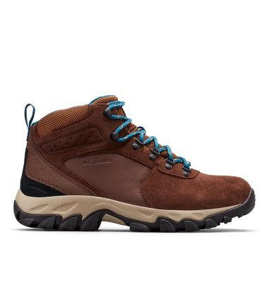 Men S Newton Ridge Plus Ii Suede Waterproof Boot Wide