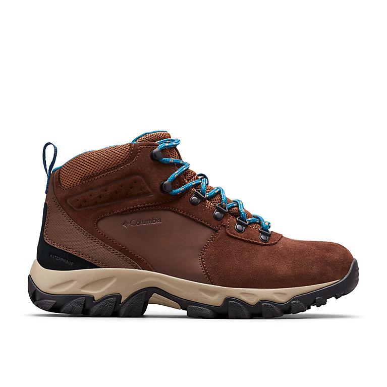 725e9dae2 Men's Newton Ridge™ Plus II Suede Waterproof Boot - Wide
