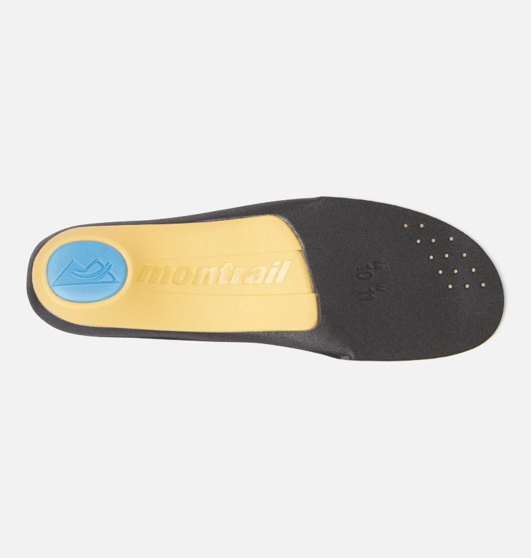 ENDURO-SOLE™ LP | 732 | 14 Enduro-Sole™ LP Insole, Yellow MHW Logo, 3/4 front