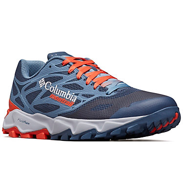 Men's Trans Alps F.K.T. II Shoes TRANS ALPS™ F.K.T.™ II | 492 | 7.5, Zinc, Red Quartz, 3/4 front
