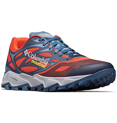 Men's Trans Alps F.K.T. II Shoes TRANS ALPS™ F.K.T.™ II | 492 | 7.5, Red Quartz, Acid Yellow, 3/4 front