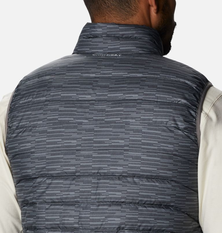 Powder Lite™ Vest | 025 | 3XT Men's Powder Lite™ Vest - Tall, City Grey Columns, a4
