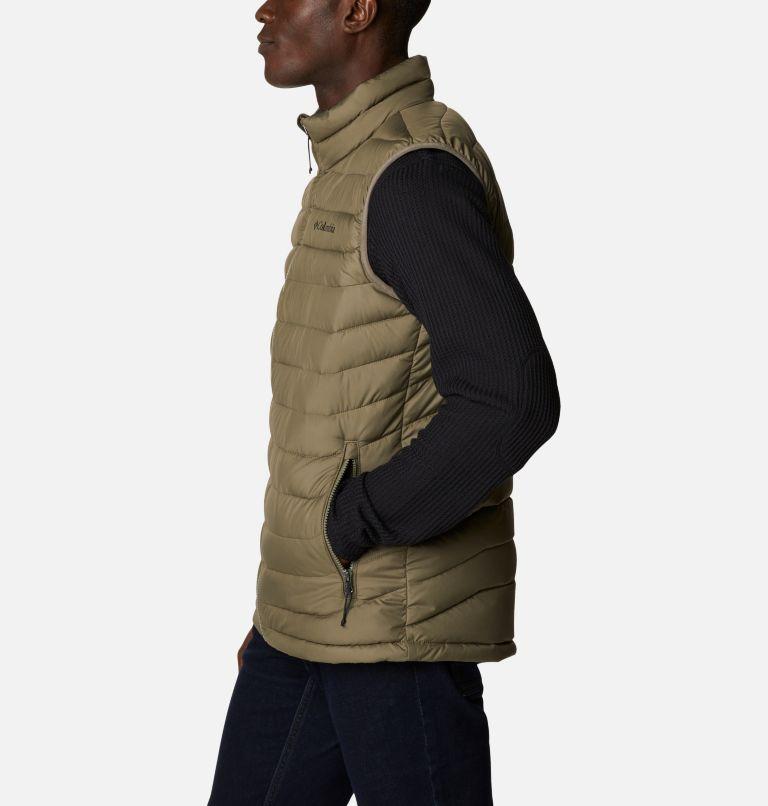 Powder Lite™ Vest   398   3XT Powder Lite™ Vest, Stone Green, a1