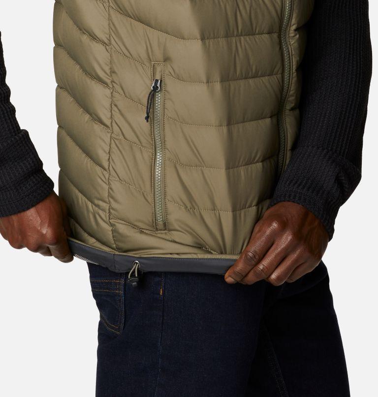 Powder Lite™ Vest   398   3XT Powder Lite™ Vest, Stone Green, a4