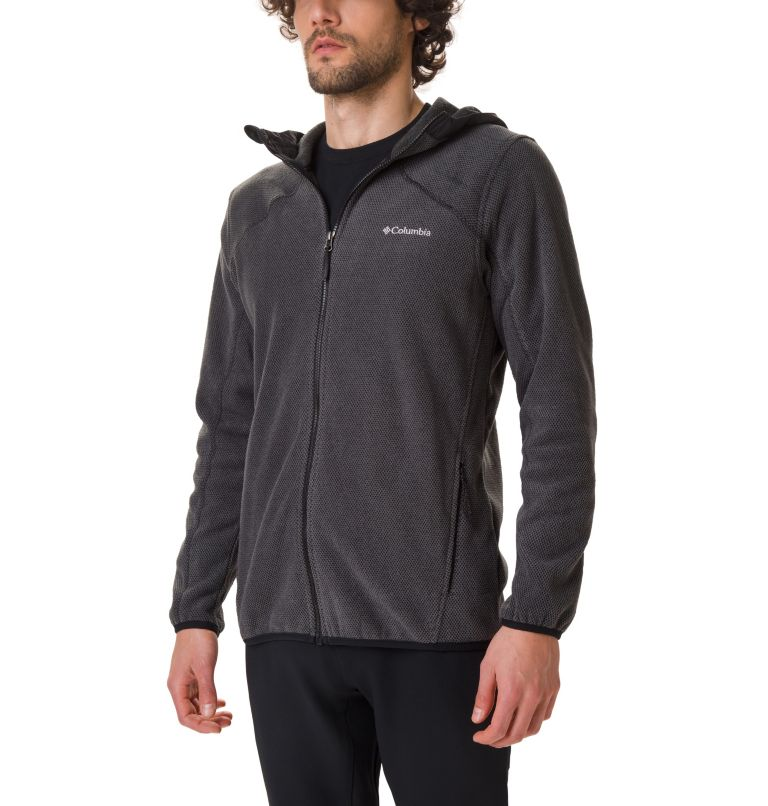 Fleece con cappuccio Tough Hiker™ Full Zip da uomo Fleece con cappuccio Tough Hiker™ Full Zip da uomo, a1