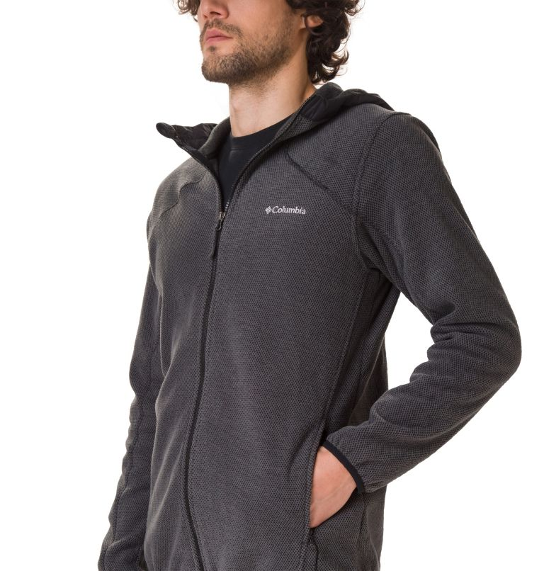 Fleece con cappuccio Tough Hiker™ Full Zip da uomo Fleece con cappuccio Tough Hiker™ Full Zip da uomo, a2