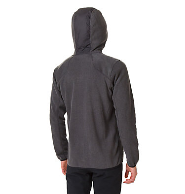 Men's Tough Hiker™ Full-Zip Hooded Fleece , back