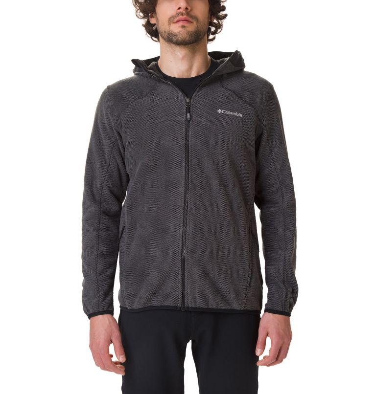 Fleece con cappuccio Tough Hiker™ Full Zip da uomo Fleece con cappuccio Tough Hiker™ Full Zip da uomo, front