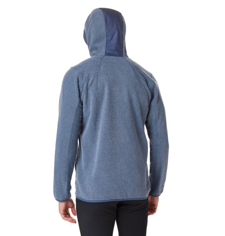 Men's Tough Hiker™ Full-Zip Hooded Fleece Men's Tough Hiker™ Full-Zip Hooded Fleece, back