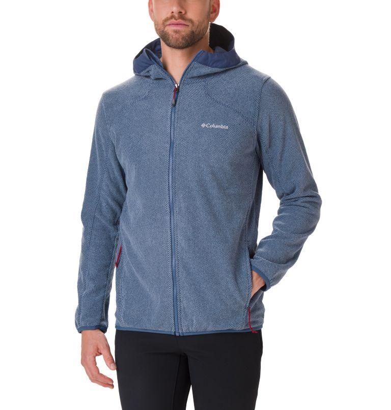 Men's Tough Hiker™ Full-Zip Hooded Fleece Men's Tough Hiker™ Full-Zip Hooded Fleece, front