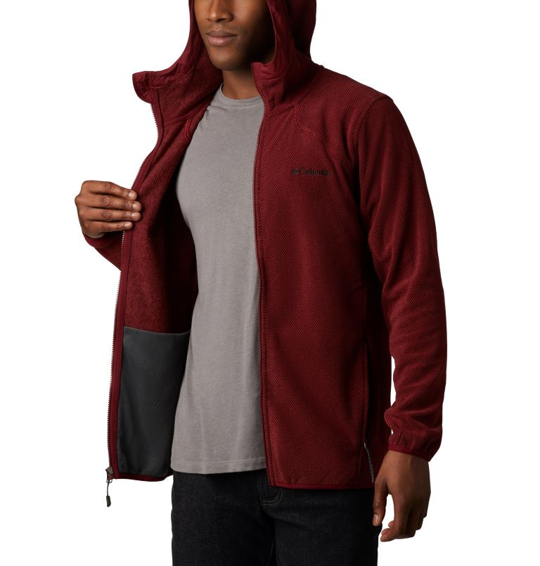 Fleece con cappuccio Tough Hiker™ Full Zip da uomo Fleece con cappuccio Tough Hiker™ Full Zip da uomo, a2