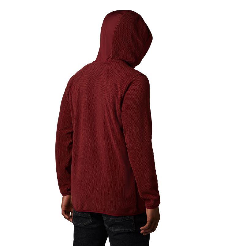 Fleece con cappuccio Tough Hiker™ Full Zip da uomo Fleece con cappuccio Tough Hiker™ Full Zip da uomo, back