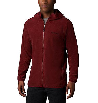 Tough Hiker™ Full-Zip Fleece mit Kapuze Tough Hiker™ Hooded Fleece | 010 | XL, Red Jasper, front