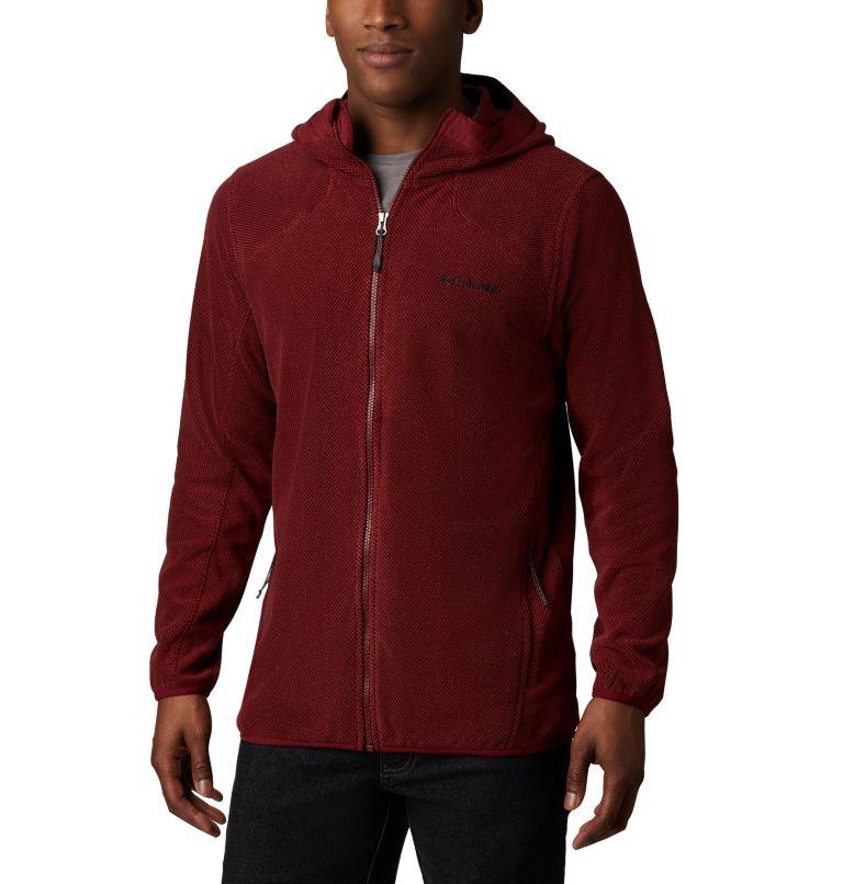 Fleece con cappuccio Tough Hiker™ Full Zip da uomo Fleece con cappuccio Tough Hiker™ Full Zip da uomo, front