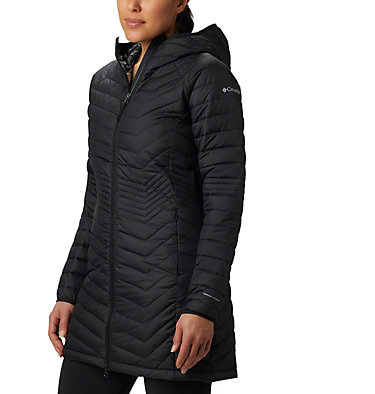 Women's Powder Lite™ Mid Jacket Powder Lite™ Mid Jacket | 370 | XS, Black, front