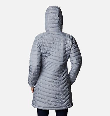 Women's Powder Lite™ Mid Jacket Powder Lite™ Mid Jacket   032   L, Tradewinds Grey, back