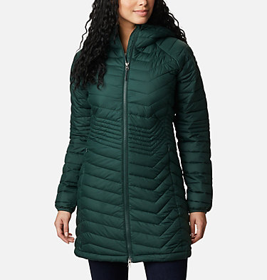 Women's Powder Lite™ Mid Jacket Powder Lite™ Mid Jacket | 370 | XS, Spruce, front