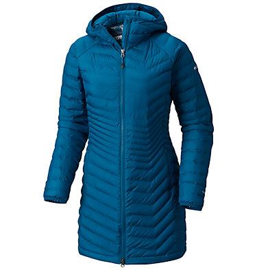 Powder Lite™ Mid Jacke für Damen , front