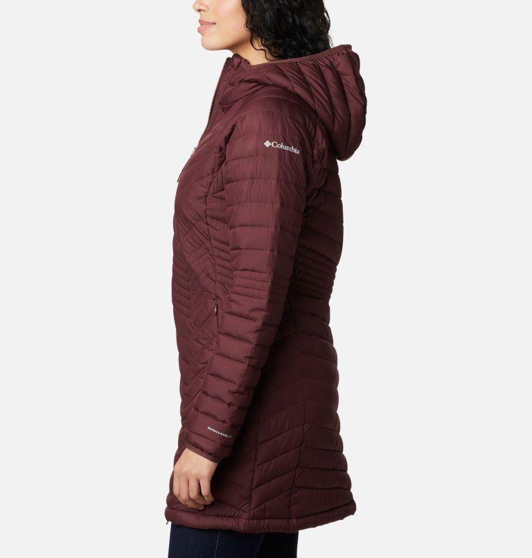 Powder Lite™ Mid Jacket | 671 | XS Women's Powder Lite™ Mid Jacket, Malbec, a1