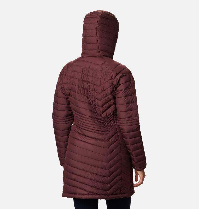 Manteau mi-long Powder Lite™ pour femme Manteau mi-long Powder Lite™ pour femme, back