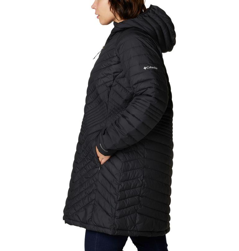 Women's Powder Lite Mid Jacket - Plus Size Women's Powder Lite Mid Jacket - Plus Size, a1
