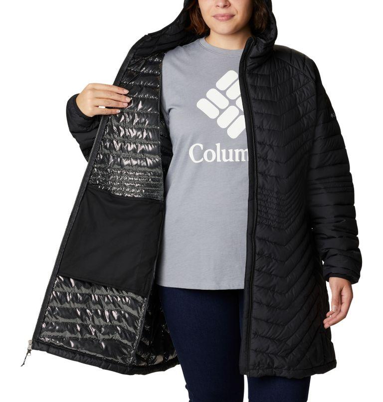 Women's Powder Lite Mid Jacket - Plus Size Women's Powder Lite Mid Jacket - Plus Size, a3