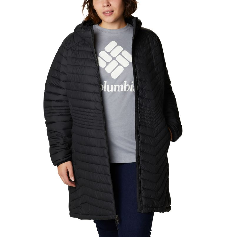 Women's Powder Lite Mid Jacket - Plus Size Women's Powder Lite Mid Jacket - Plus Size, a4