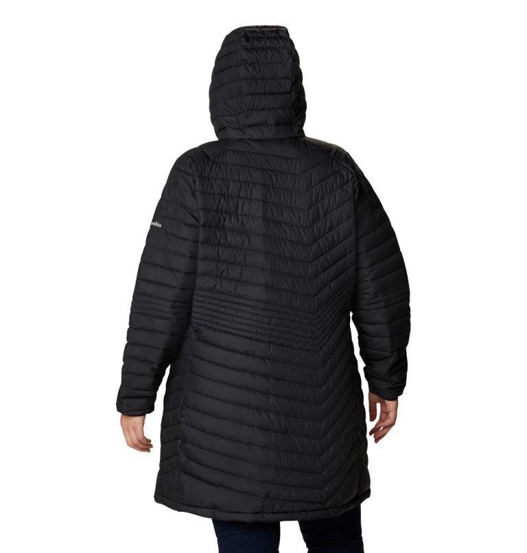 Women's Powder Lite Mid Jacket - Plus Size Women's Powder Lite Mid Jacket - Plus Size, back