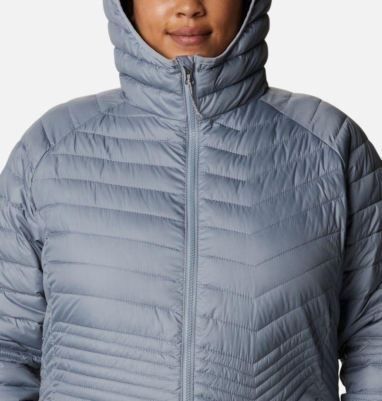 Women's Powder Lite Mid Jacket - Plus Size Women's Powder Lite Mid Jacket - Plus Size, a2