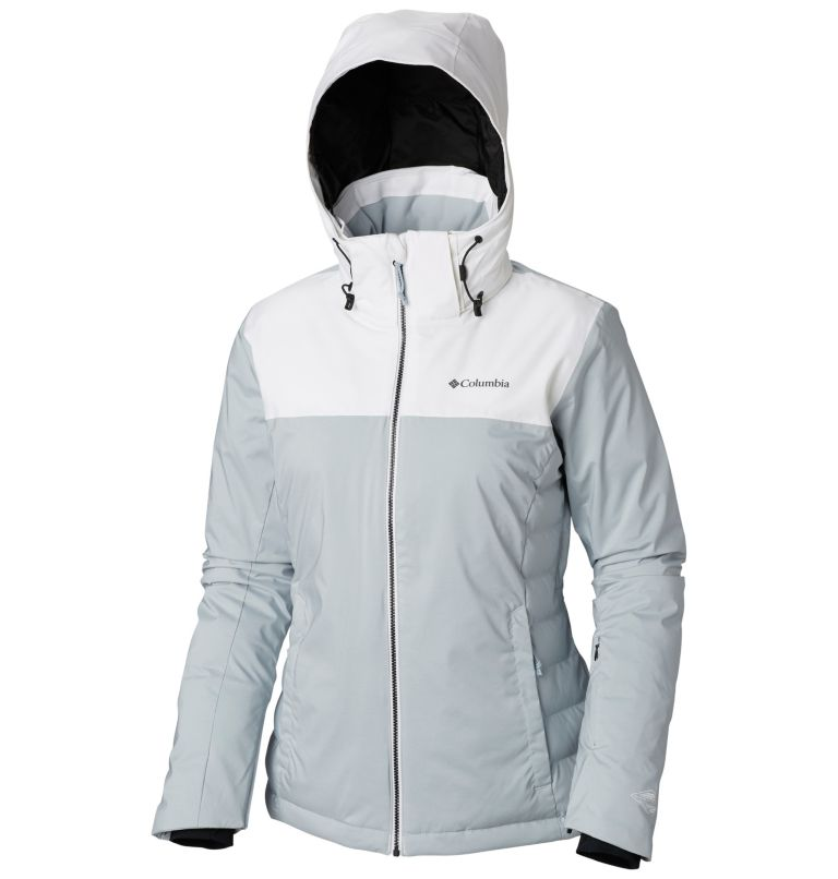 Snow Dream™ Jacket | 032 | XL Women's Snow Dream™ Ski Jacket, Cirrus Grey Heather, White, a1