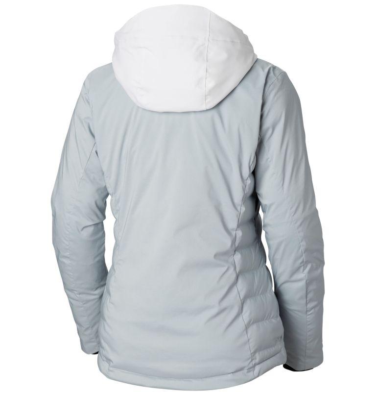 Snow Dream™ Jacket | 032 | XL Women's Snow Dream™ Ski Jacket, Cirrus Grey Heather, White, back