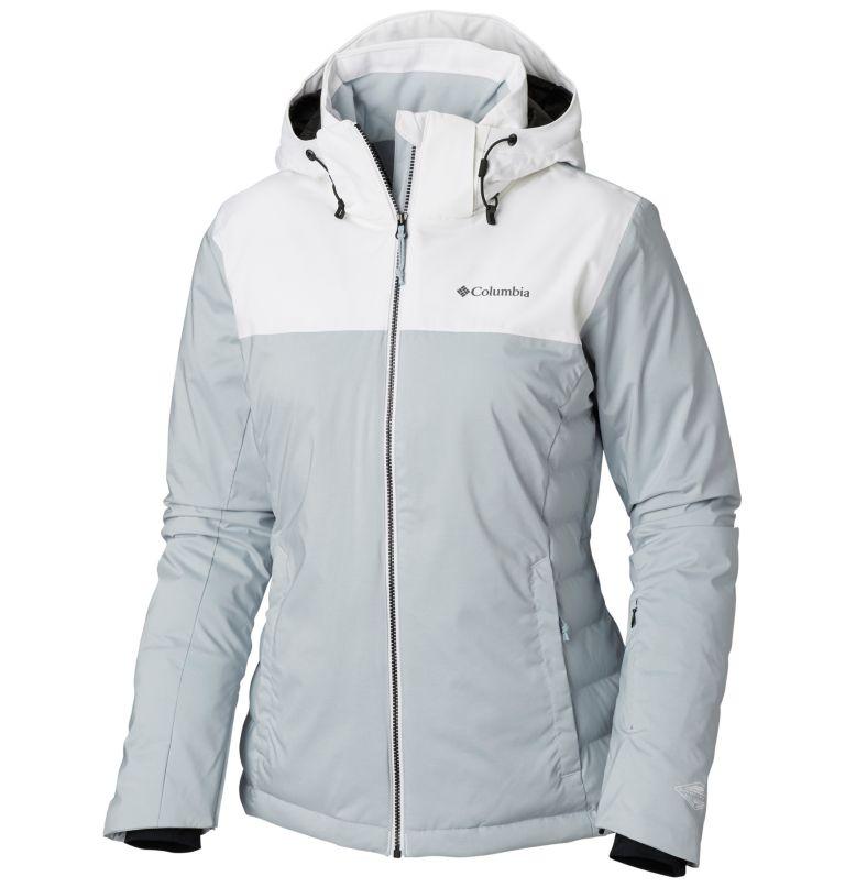 Snow Dream™ Jacket | 032 | XL Women's Snow Dream™ Ski Jacket, Cirrus Grey Heather, White, front