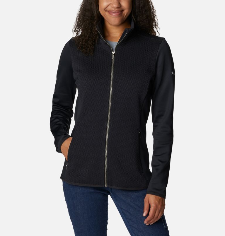 Women's Roffe Ridge™ Full-Zip Fleece Women's Roffe Ridge™ Full-Zip Fleece, front