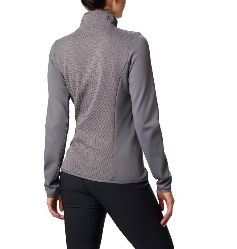Women's Roffe Ridge™ Full Zip Fleece Top Women's Roffe Ridge™ Full Zip Fleece Top, back