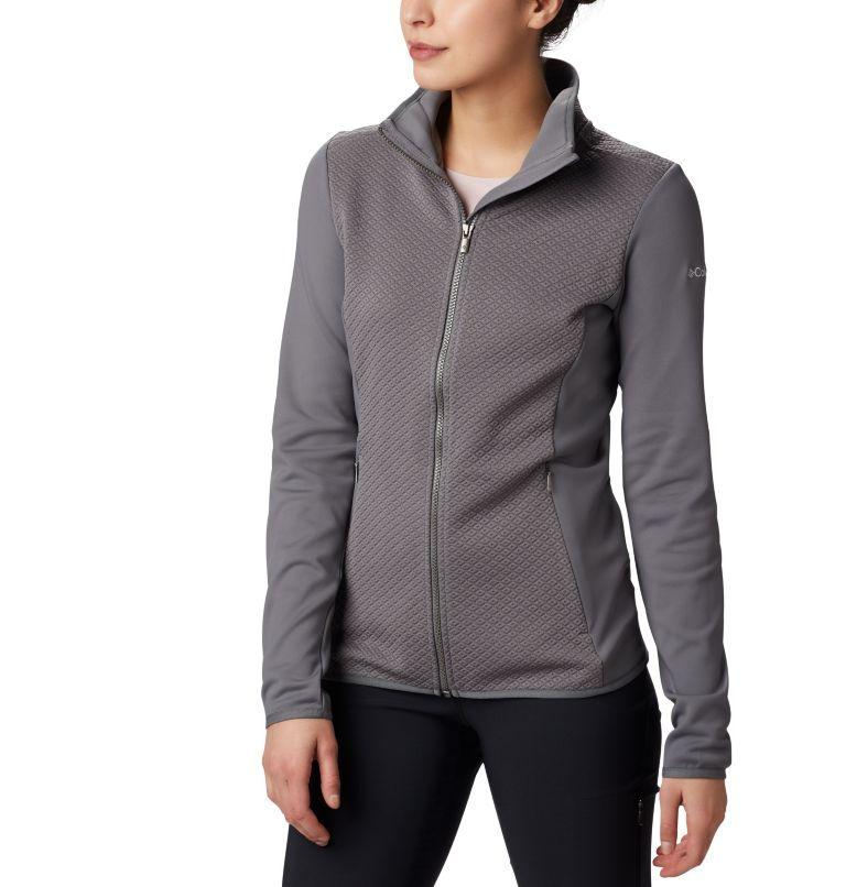 Women's Roffe Ridge™ Full Zip Fleece Top Women's Roffe Ridge™ Full Zip Fleece Top, front