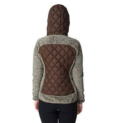 Women's Techy Hybrid™ Fleece , back