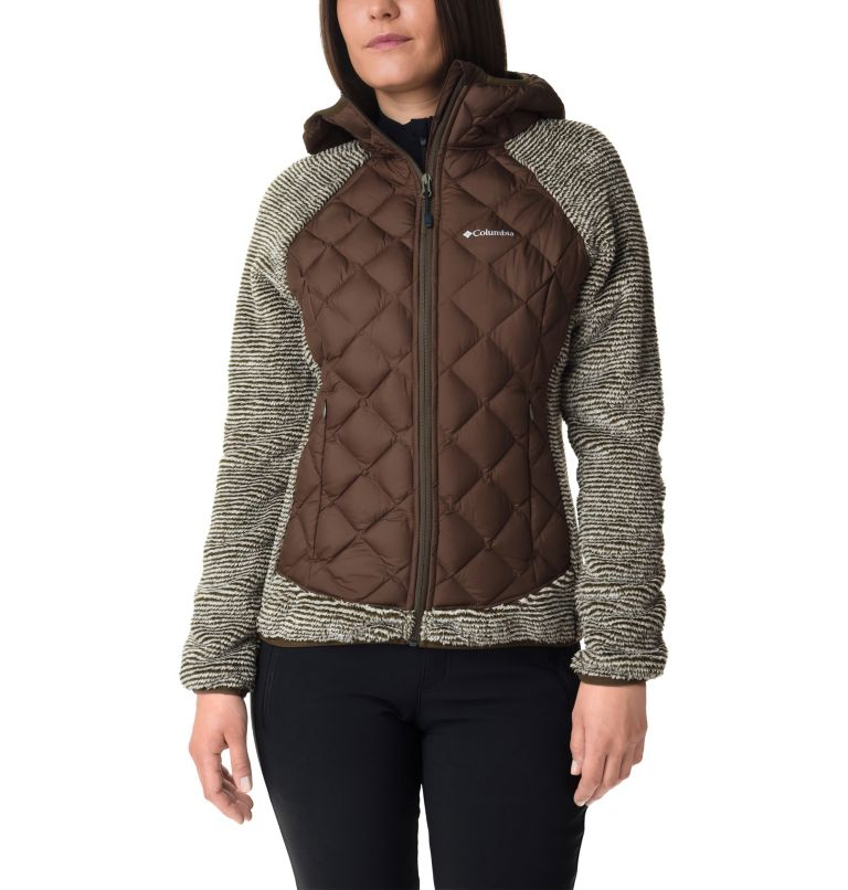 Women's Techy Hybrid™ Fleece Women's Techy Hybrid™ Fleece, front