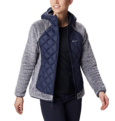 Women's Techy Hybrid™ Fleece , front