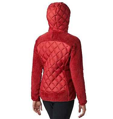 Women's Techy Hybrid™ Fleece , back