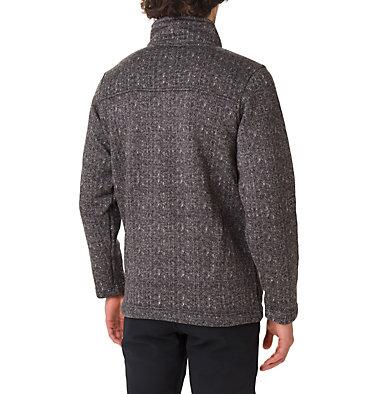 Boubioz™ Full-Zip Fleece für Herren Boubioz™ Fleece | 053 | XXL, Black, back