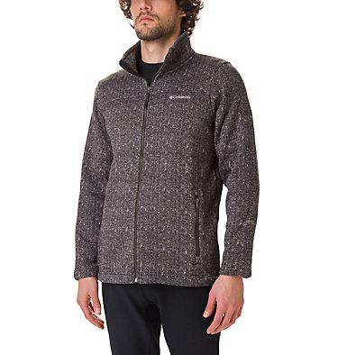Boubioz™ Full-Zip Fleece für Herren Boubioz™ Fleece | 053 | XXL, Black, front