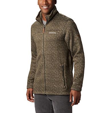 Boubioz™ Full-Zip Fleece für Herren Boubioz™ Fleece | 053 | XXL, Olive Green, front