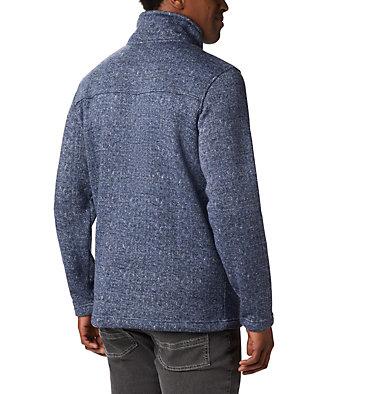Boubioz™ Full-Zip Fleece für Herren Boubioz™ Fleece | 053 | XXL, Dark Mountain, Red Jasper, back