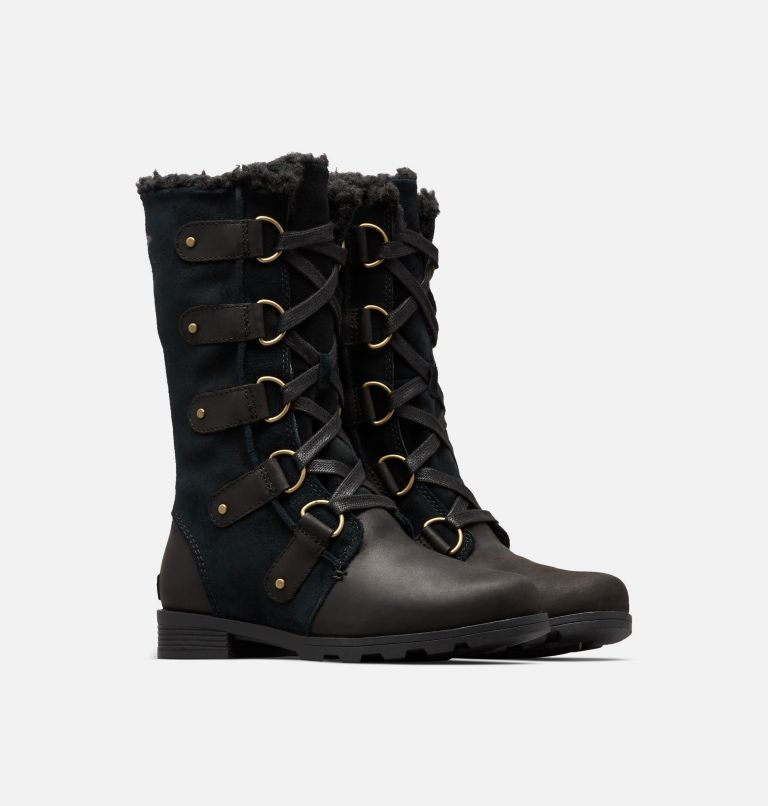 Women's Emelie™ Lace Boot Women's Emelie™ Lace Boot, 3/4 front