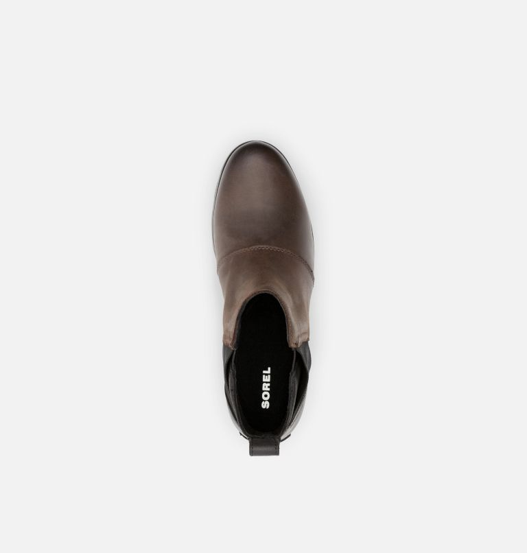 EMELIE™ CHELSEA | 205 | 5 EMELIE™ CHELSEA, Blackened Brown, top