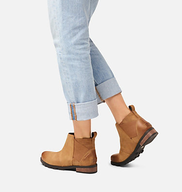 Women's Emelie™ Chelsea Bootie EMELIE™ CHELSEA | 010 | 10, Camel Brown, video