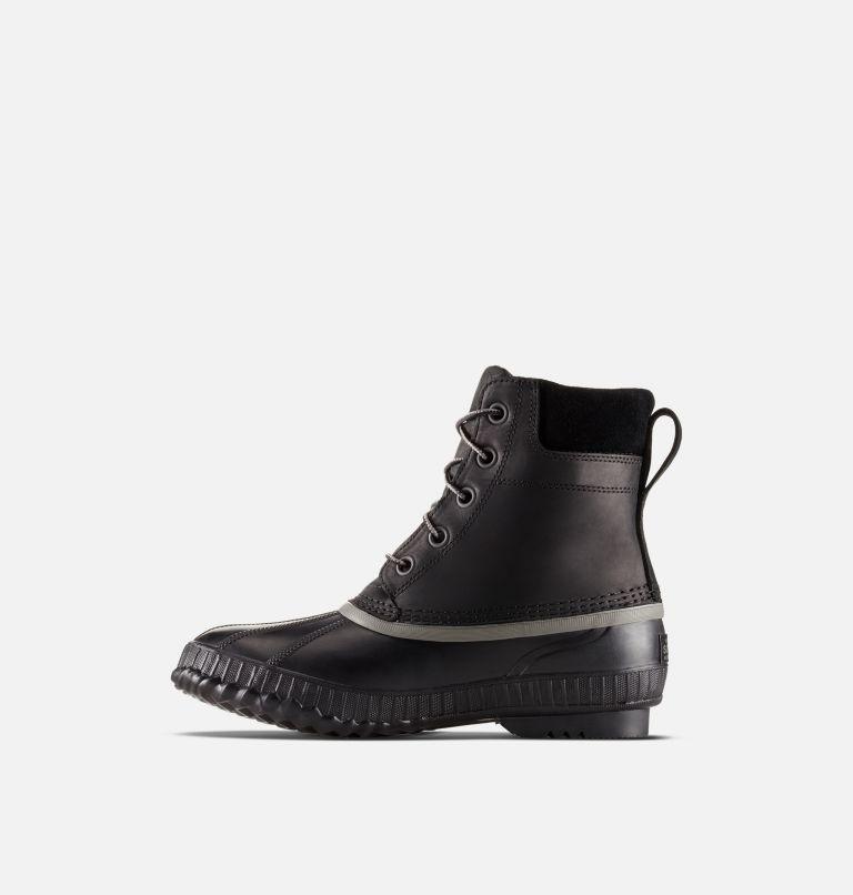 CHEYANNE™ II | 010 | 11 Mens Cheyanne II Lace Duck Boot, Black, Black, medial