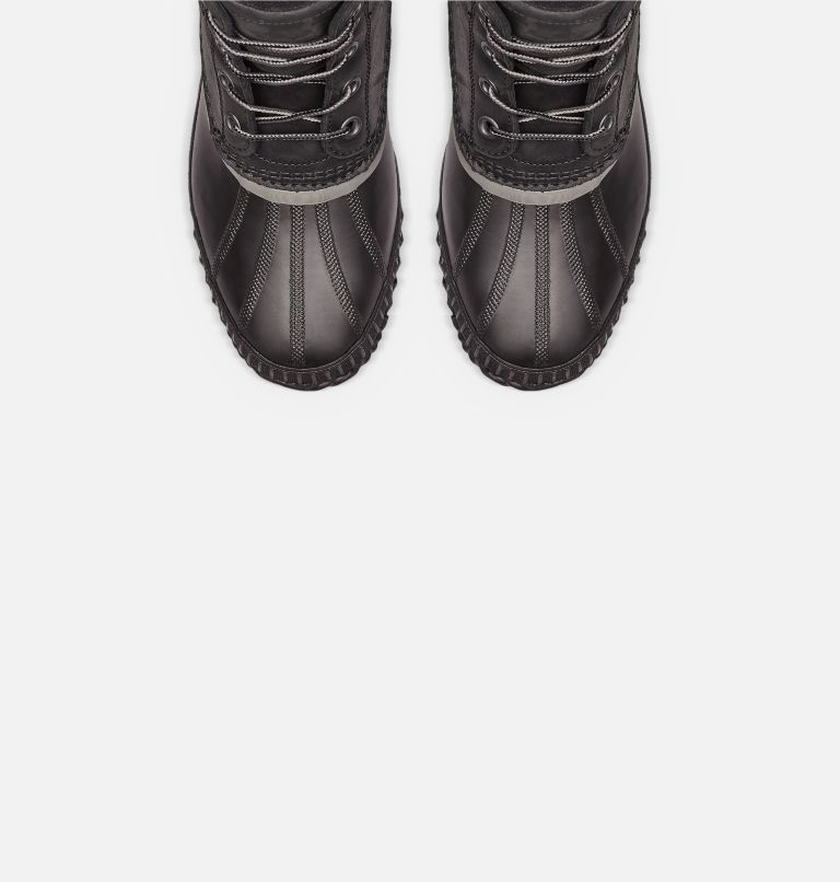 CHEYANNE™ II | 010 | 11 Mens Cheyanne II Lace Duck Boot, Black, Black, top